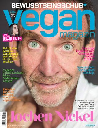 das vegan magazin 04/2019