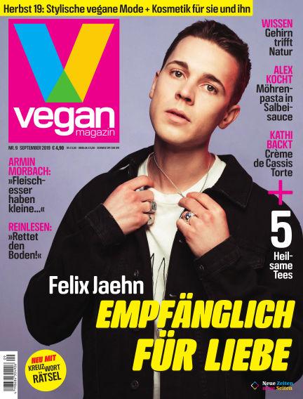 das vegan magazin August 31, 2019 00:00