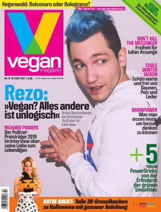 das vegan magazin 10/2019