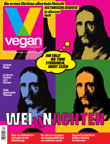 das vegan magazin December 01, 2019 00:00