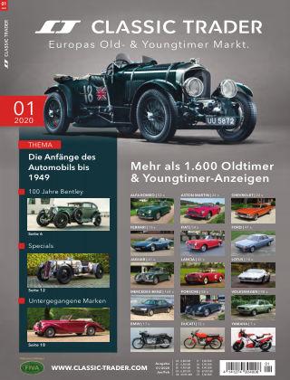 Classic Trader Magazin 01-2020