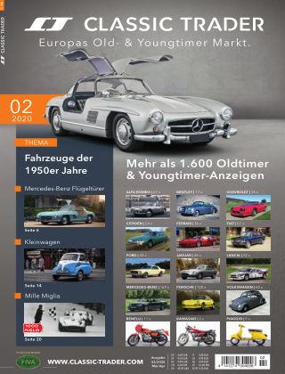 Classic Trader Magazin 02-2020