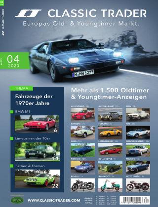Classic Trader Magazin 04-2020