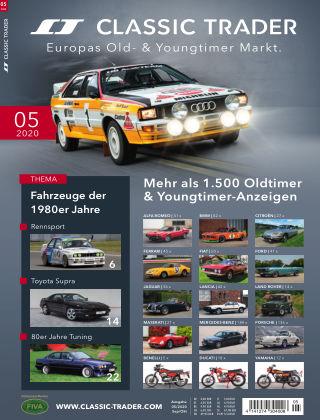 Classic Trader Magazin 05-2020