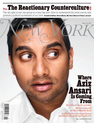 New York Magazine May 1-14 2017