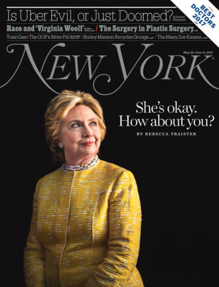 New York Magazine May 29-Jun 11 2017