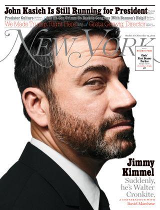 New York Magazine Oct 30-Nov 12 2017