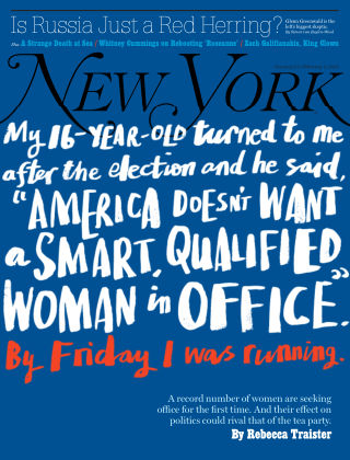 New York Magazine Jan 22-Feb 4 2018
