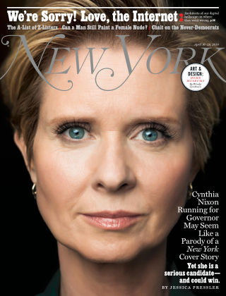 New York Magazine Apr 16-29 2018