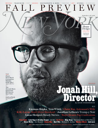 New York Magazine Sep 3-16 2018