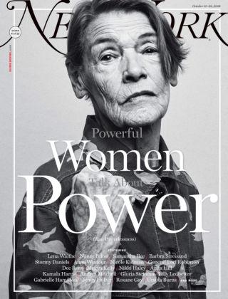 New York Magazine Oct 15-28 2018
