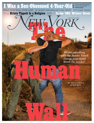 New York Magazine Jan 7-20 2019