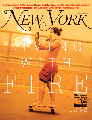 New York Magazine May 13-26 2019