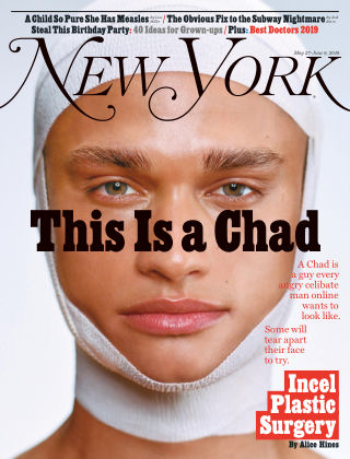 New York Magazine May 27-Jun 9 2019