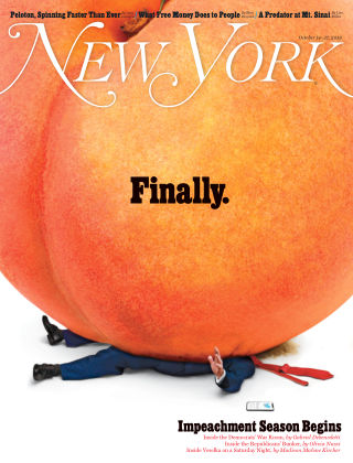 New York Magazine Oct 14-27 2019