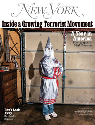 New York Magazine Dec 23-Jan 5 2020