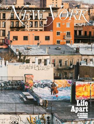 New York Magazine Mar 30-Apr 12 2020