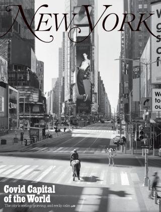 New York Magazine Apr 13-26 2020