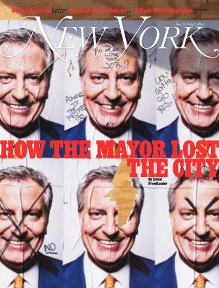 New York Magazine June 22-July 5, 2020