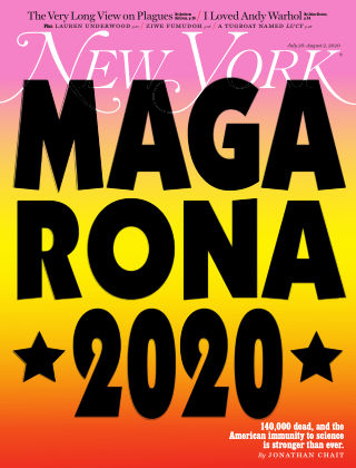New York Magazine Jul 20-Aug 2, 2020