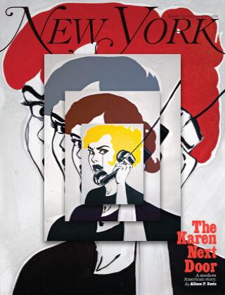 New York Magazine Dec 21-Jan 3, 2021