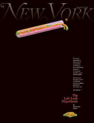 New York Magazine 1/4-1/17/21