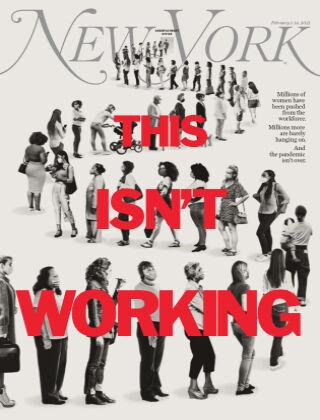 New York Magazine 2/1-2/14/21