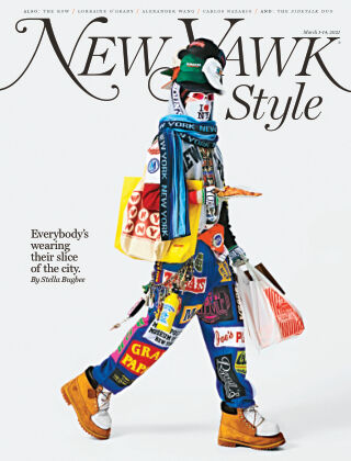 New York Magazine 3/1-3/14/21