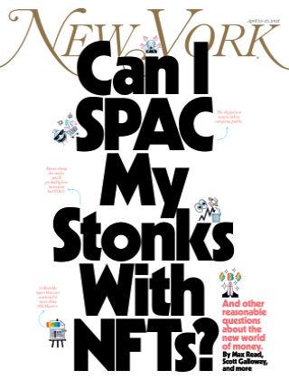 New York Magazine 4/12-4/25/21