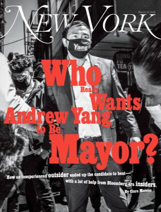 New York Magazine 5/10-5/23/21