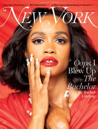 New York Magazine 6/21-7/4/21