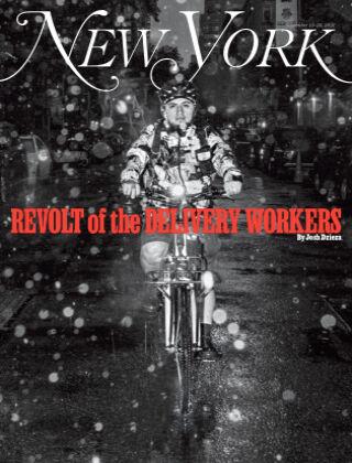 New York Magazine 9/13-9/26/21