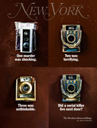 New York Magazine 10/11-10/24/21
