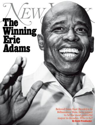 New York Magazine 10/25-11/7/21