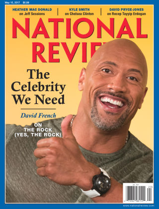 National Review May 15 2017