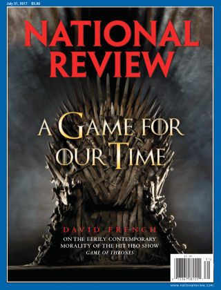 National Review Jul 31 2017