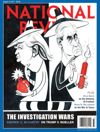 National Review Aug 14 2017