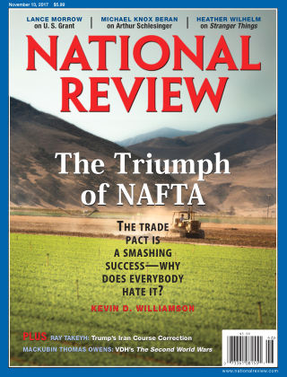 National Review Nov 13 2017