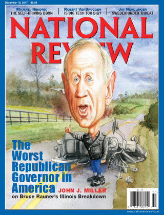 National Review Dec 18 2017