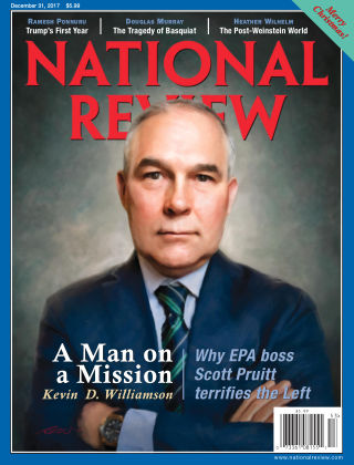 National Review Dec 31 2017