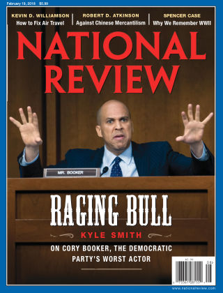 National Review Feb 19 2018