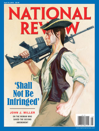 National Review Apr 16 2018