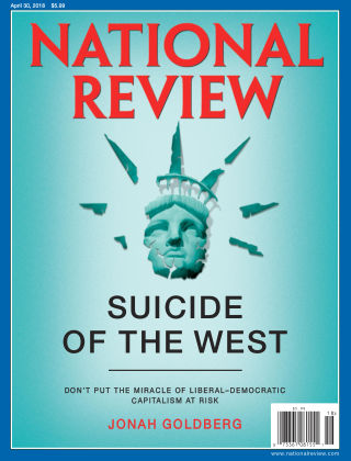 National Review Apr 30 2018