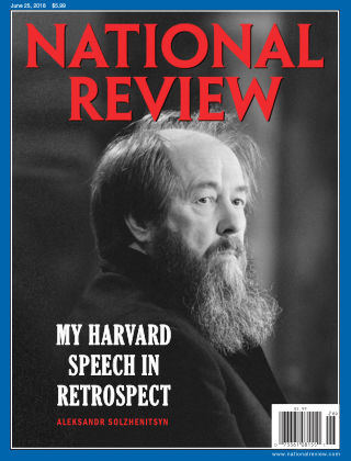 National Review Jun 25 2018