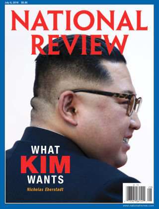 National Review Jul 9 2018