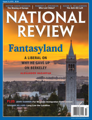National Review Aug 13 2018