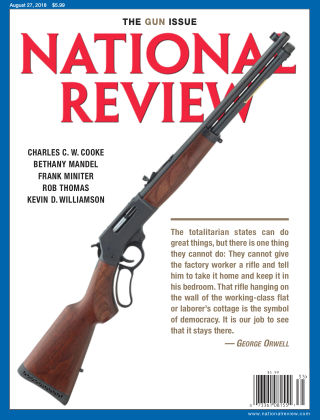 National Review Aug 27 2018