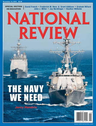 National Review Nov 12 2018