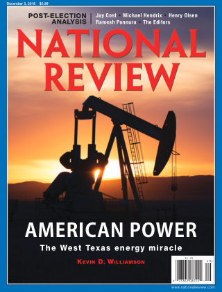 National Review Dec 3 2018