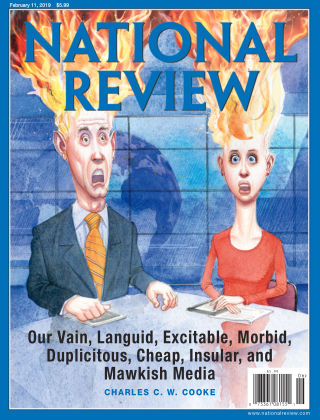 National Review Feb 11 2019